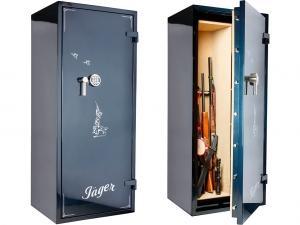 Оружейные сейфы VALBERG JAGER (2 класс взломостойкости, класс огнестойкости 60Б)