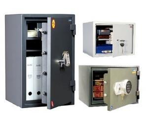 Шкафы и сейфы для дома и офиса ONIX серии LS, KS