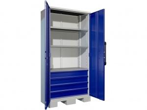 Шкафы инструментальные тяжелые AMH TC