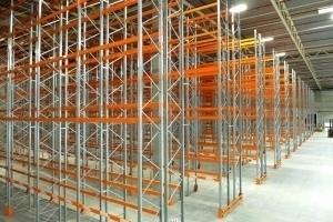 Современные стеллажи для склада