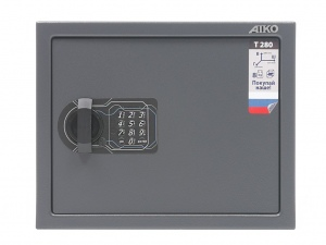 Сейф AIKO T-280 EL