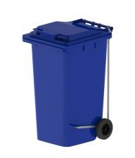 Контейнер для мусора 240 литров с педалью