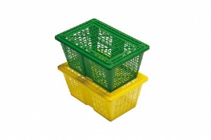 Ящик для овощей и фруктов Tromosa 300х200х80 мм