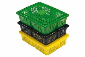 Ящик для овощей и фруктов Tromosa 400х300х100 мм
