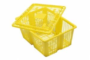 Ящик для овощей и фруктов Tromosa 400х300х170 мм