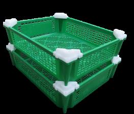 Ящик для овощей и фруктов Tromosa 508х406х135 мм