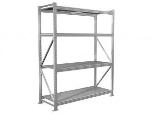 Стеллаж металлический MS PRO 200/150х60/4