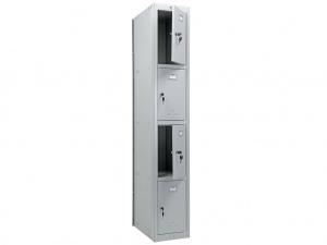 Шкаф для раздевалок ПРАКТИК ML 04-30 (дополнительный модуль)