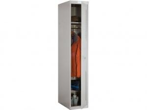 Шкаф для раздевалок антивандальный NOBILIS NLH-01