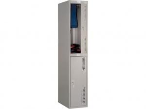 Шкаф для раздевалок антивандальный NOBILIS NLH-02