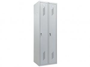 Шкаф для раздевалок ПРАКТИК LS 21-50