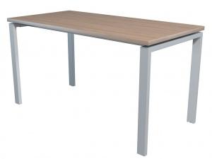 Стол офисный NT 140X70 вяз натуральный/серый