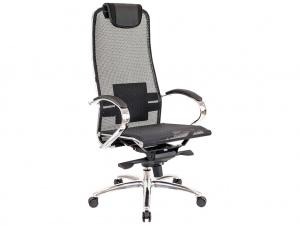 Офисное кресло руководителя DECO (ткань-сетка)