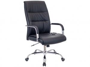 Офисное кресло BOND экокожа черная