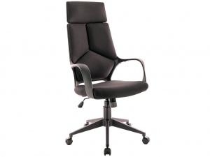 Офисное кресло TRIO BLACK (ткань черная)