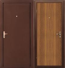 Металлическая дверь РОНДО-66