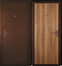 Металлическая дверь ЛИДЕР