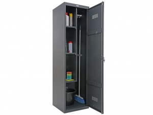 Шкаф для раздевалок антивандальный ПРАКТИК MLH-11-50У