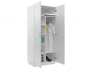 Шкаф для одежды MW-2 1980 (белый)