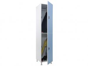 Шкаф для раздевалок WL 12-40 EL