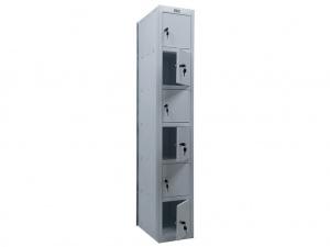 Шкаф для раздевалок Практик ML 06-30 (дополнительный модуль)