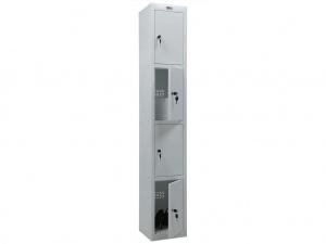 Шкаф для раздевалок Практик ML 14-30х30