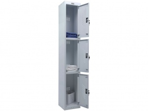 Шкаф для раздевалок Практик ML 13-30х30