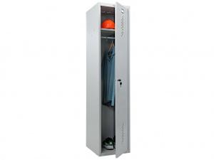 Шкаф для раздевалок ПРАКТИК LS-01-40