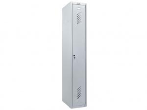 Шкаф для раздевалок ПРАКТИК LS-001 (приставная секция)