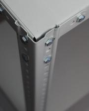 Металлический стеллаж усиленный СТФУ 1044-2.0