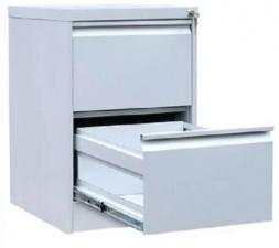 Шкаф картотечный ШК-2 (2 замка)*