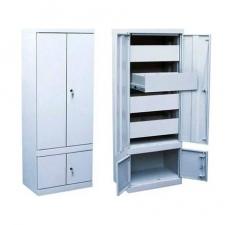 Шкаф картотечный ШК-4-Д4*